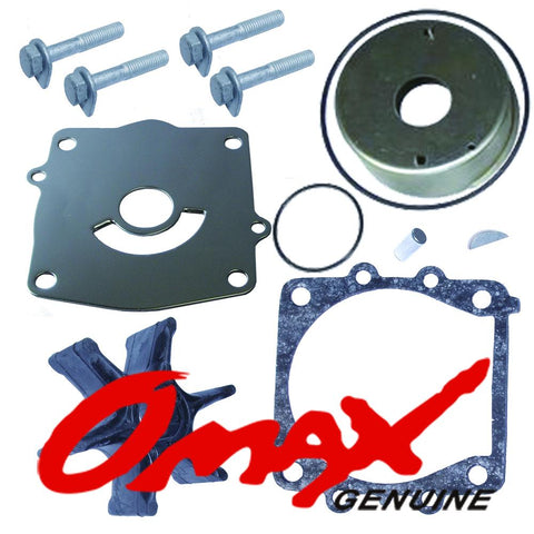 OMAX Waterpump Kit to suit various 2.6L V6 2-Stroke Yamaha Outboards, replacing Pt. No. 6G5-W0078-A1