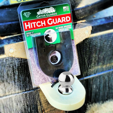 Hitch Guard - (Knee protection for US style Tow Hitches)