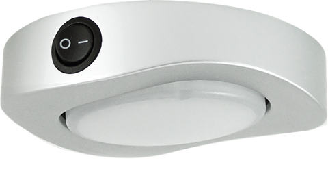 WaveLED Dual Colour White / Red IP66 Ceiling Light (P/N: LC004WR)