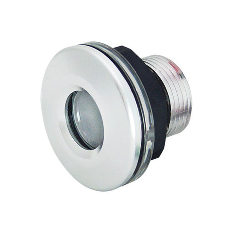 LED IP67 Courtesy Light with Anodized Aluminum Bezel for Boat & RIB