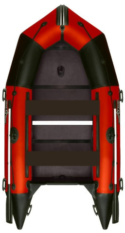 WolfStar Killerwhale K350RFD Red/Black