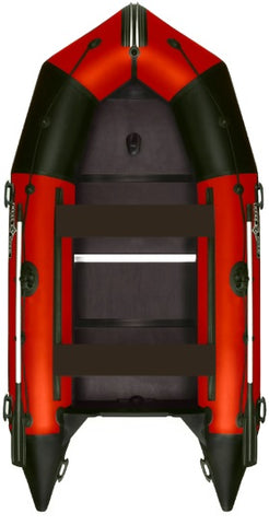 WolfStar Killerwhale K370RFD Red/Black