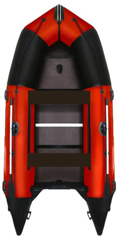 WolfStar Killerwhale K400RFD Red/Black