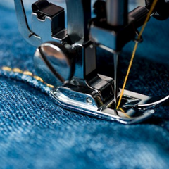 APEX industrial sewing thread stitching apparel industry manufacturing