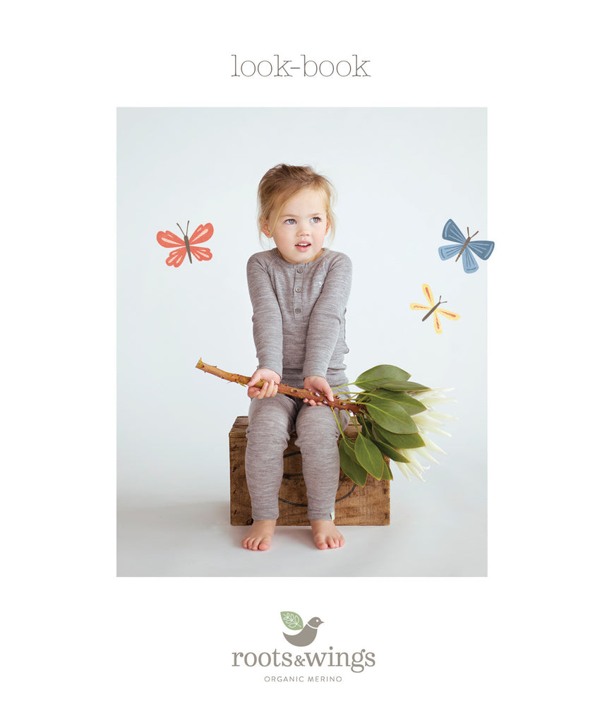 Christmas inspiration for organic baby and childrens wear