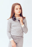 TWEEN merino long sleeved top