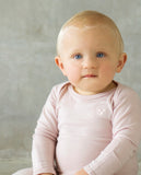 organic merino baby top long-sleeved