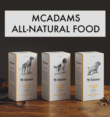 Not In The Dog House - McAdams Dog Food