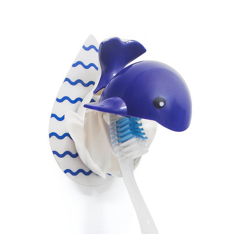 Toothbrush Holder Whale Adhesive
