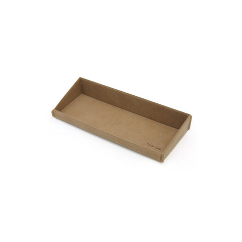 Desk Tray Neutral Beige
