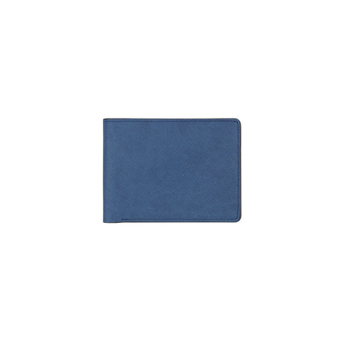 Men's Wallet Marine Blue