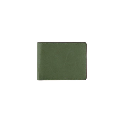 Men's Wallet Olive Green