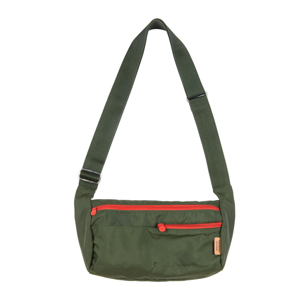 Riding Bag Khaki