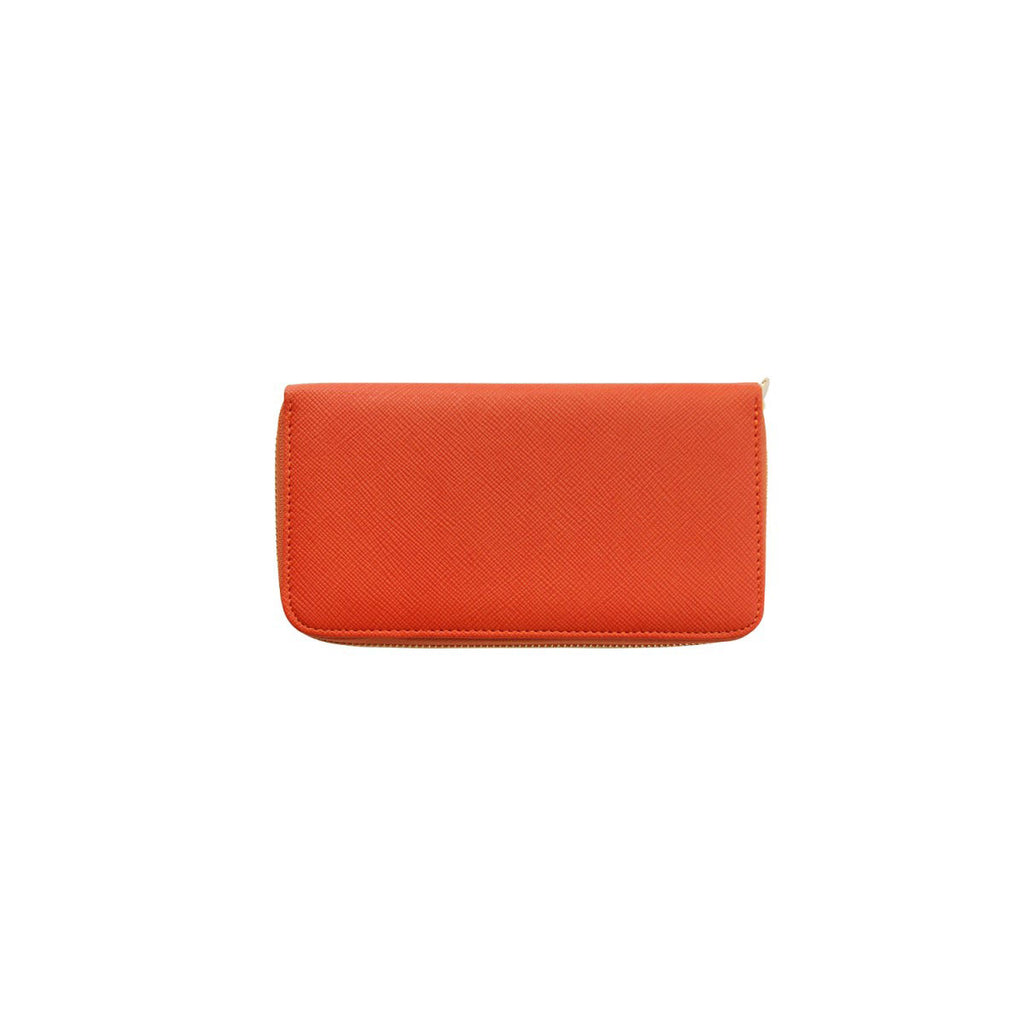 Signature Pen Holder Rust Orange