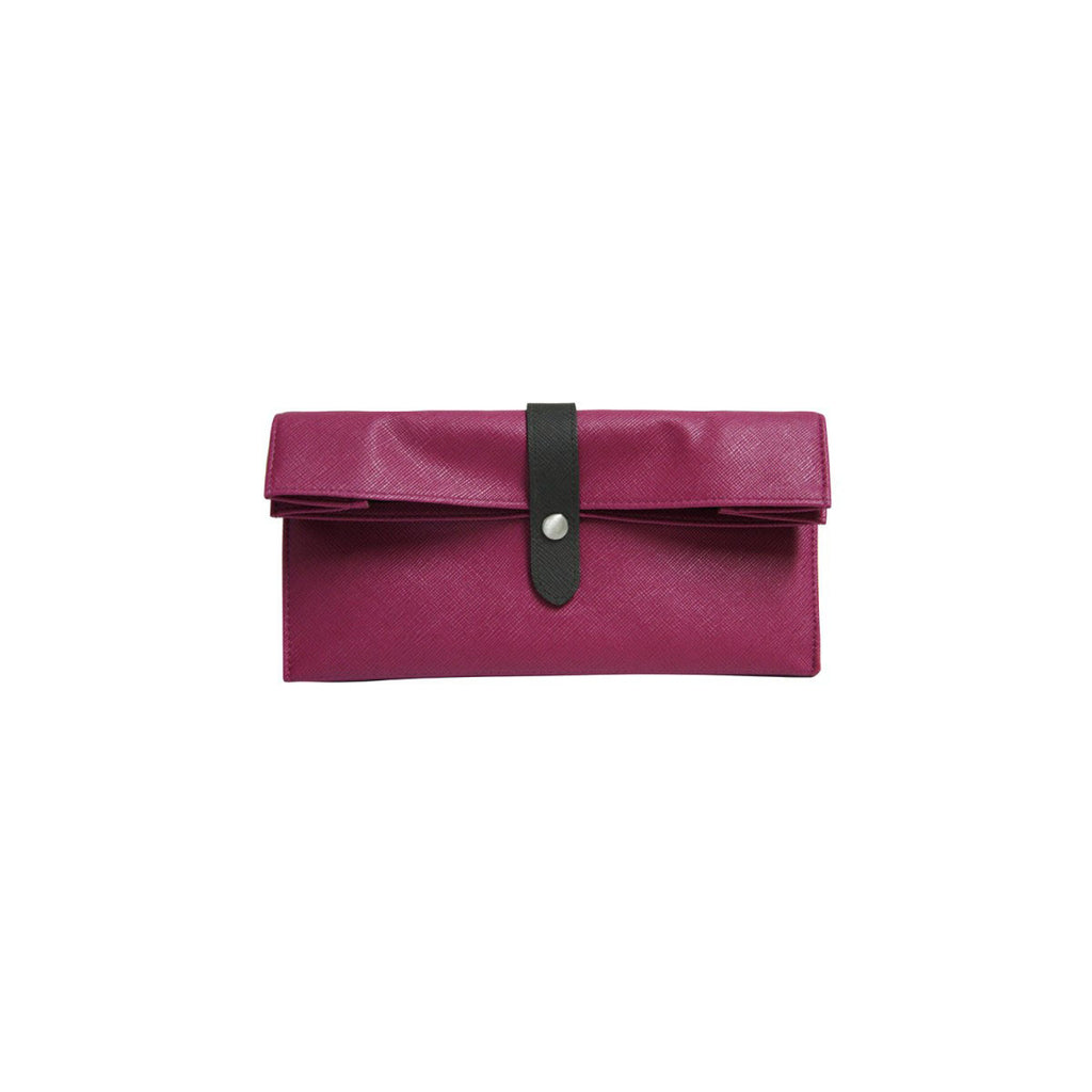 Tray Pouch Hot Pink