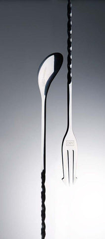 Dry Collection Fork Cocktail Stirrer