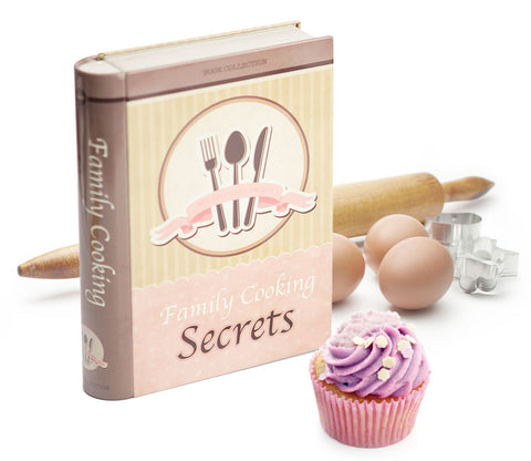Family Cooking Secrets Box