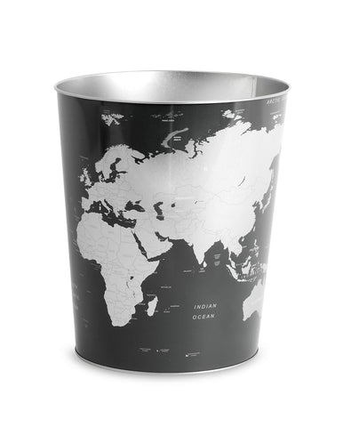 Globe Waste Basket