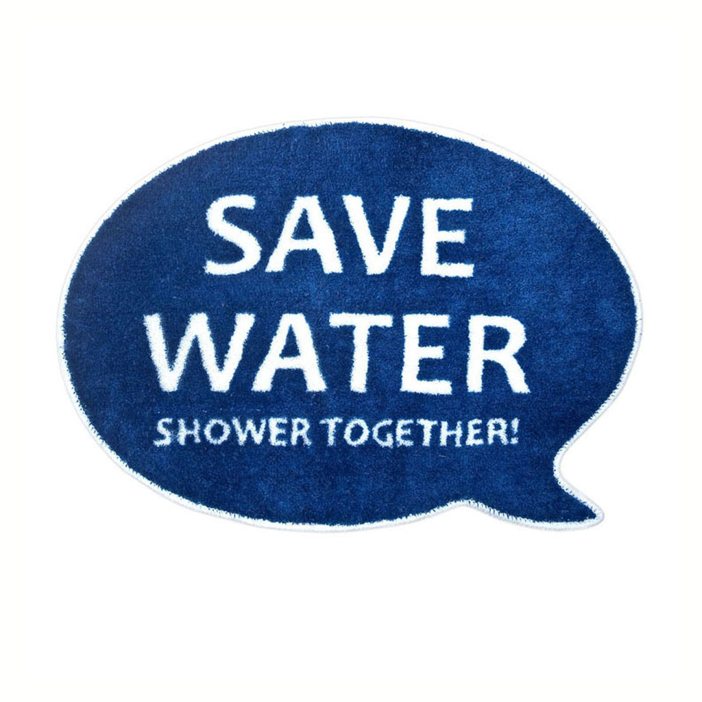 Shower Together Bathroom Mat