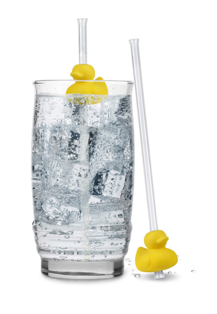 Duck Drink Straws