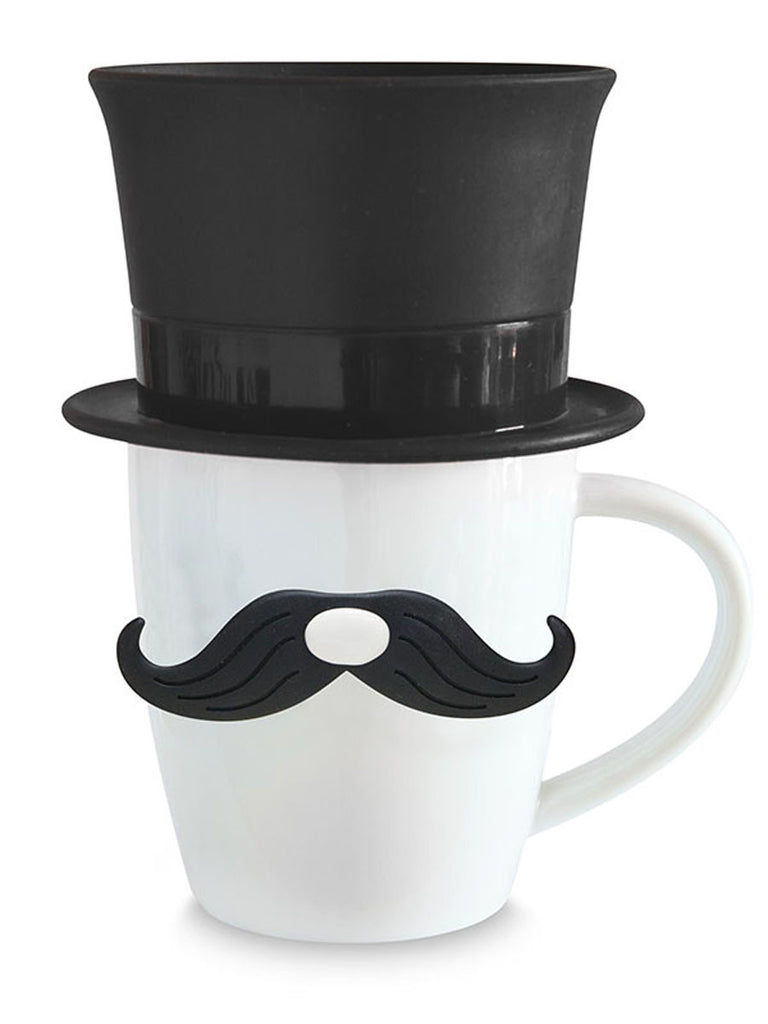 Gentleman Mug & Coffee Set