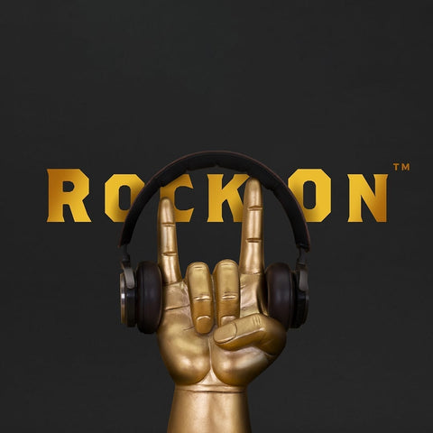 Rock On - Headphone display stand by Luckies