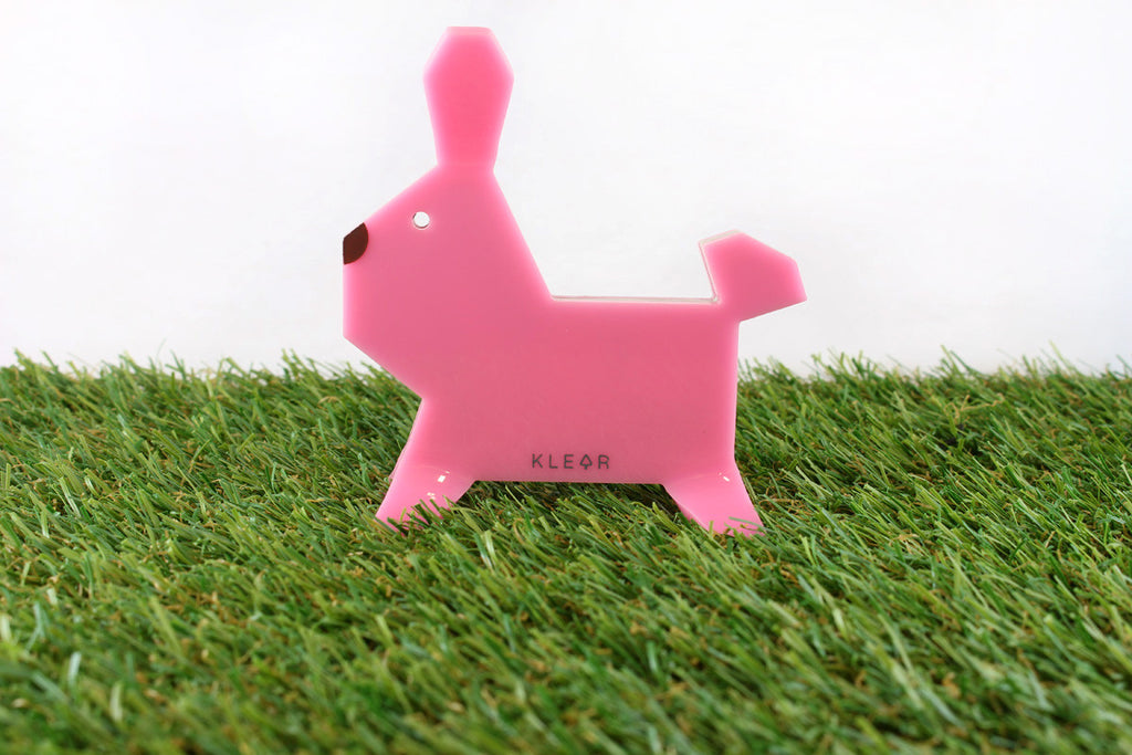 Bunny-Gami Clip Holder (Pink)