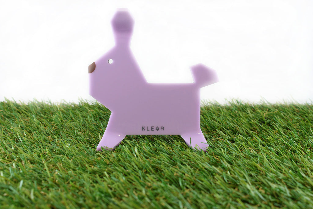 Bunny-Gami Clip Holder (Purple)