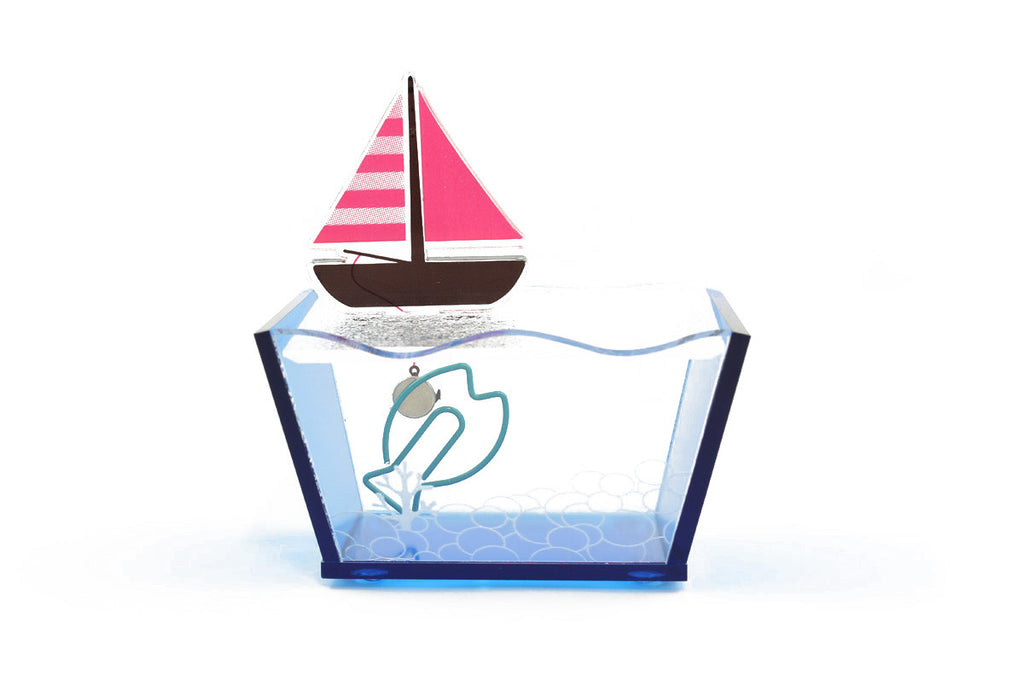 Hula Sailing Clip Box