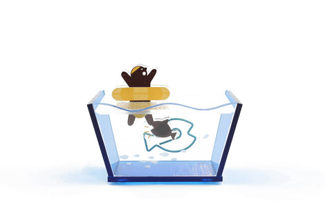 Hula Swimming Clip Box