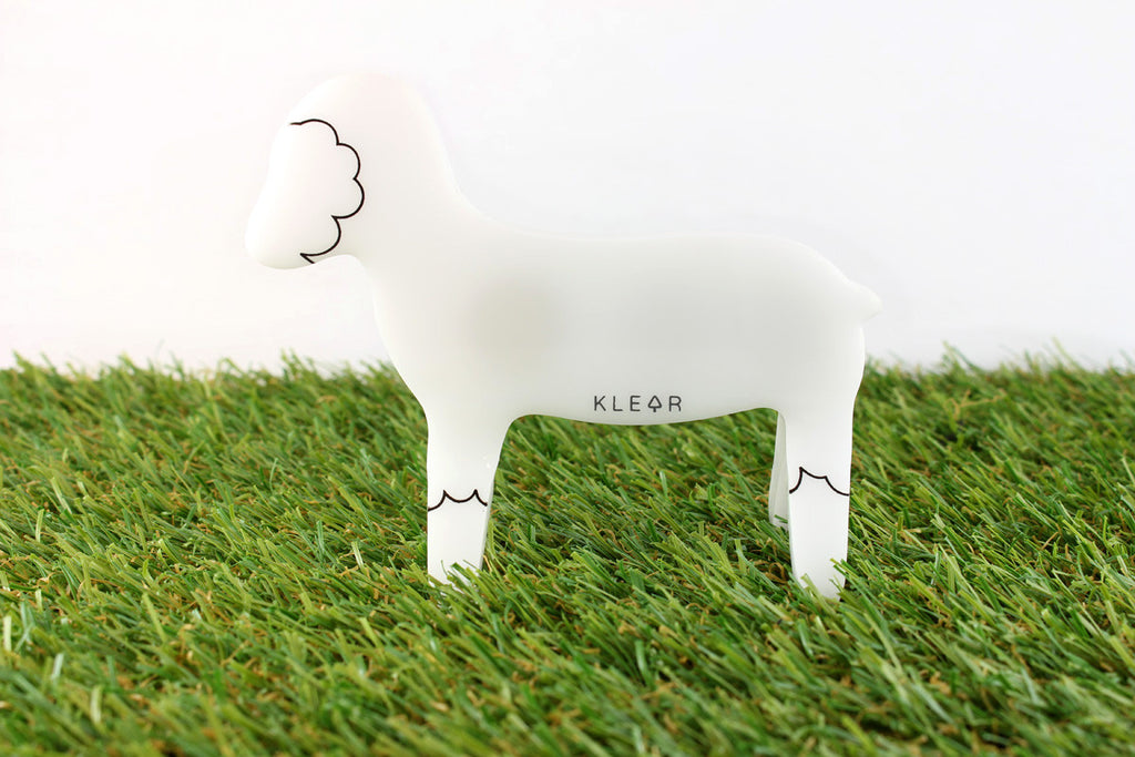 Sheep Clip Holder (white)
