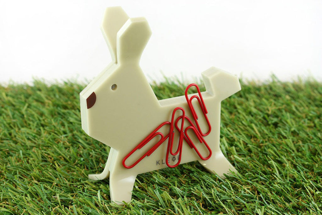Bunny-Gami Clip Holder