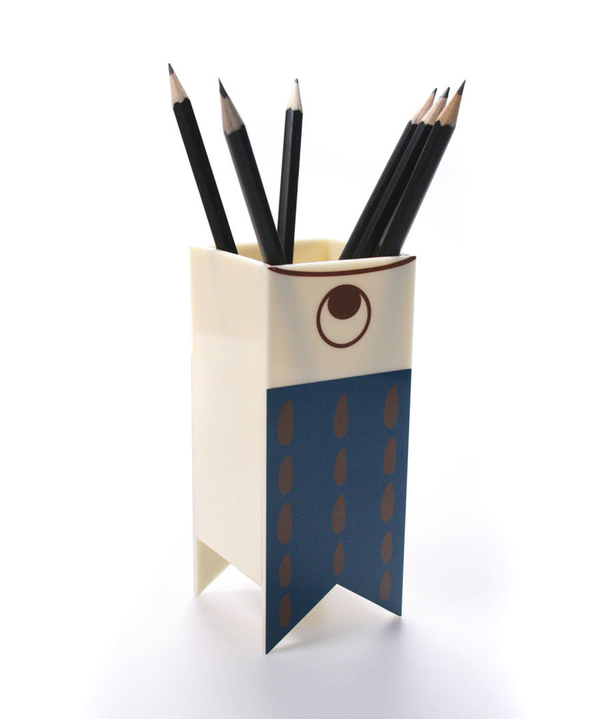 Koi Pencil Holder