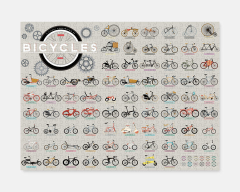 Bicycles Puzzle