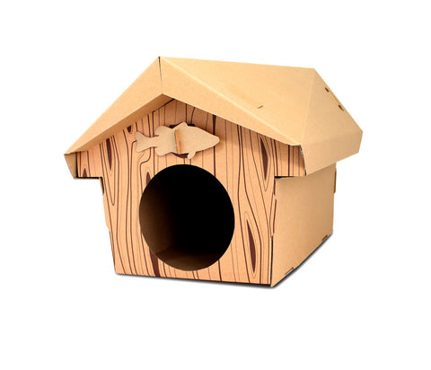 Cabin Cat Play House