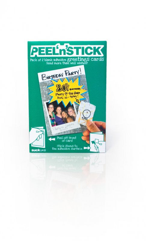 Peel N Stick Greeting cards