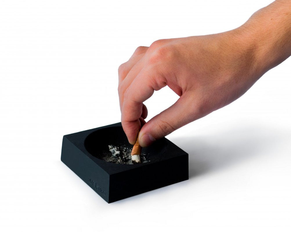 Rubber Ashtray
