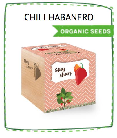 Feel Green Chilli Habanero - STAY SHARP
