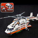 Bộ xếp hình Lepin 20002 High Load Helicopter