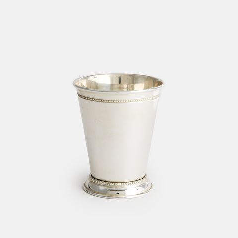 Silver-Plated Julep Cup