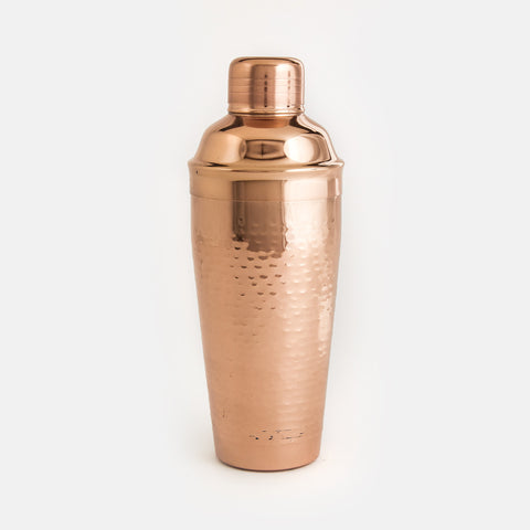Copper Plated Cobble Shaker