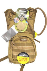 SOURCE TRACKER 3 HYDRATION PACK COYOTE MCX 3L