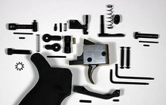 AR-15 HIGH END LOWER PARTS KIT – CURVED CMC TRIGGER
