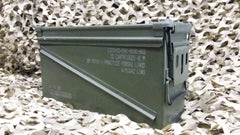 40MM-BA30-PA120-AMMO CAN - VERY GOOD CONDITION ** FREE-SHIPPING **