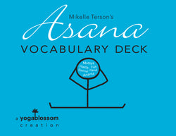 ASANA VOCABULARY DECK