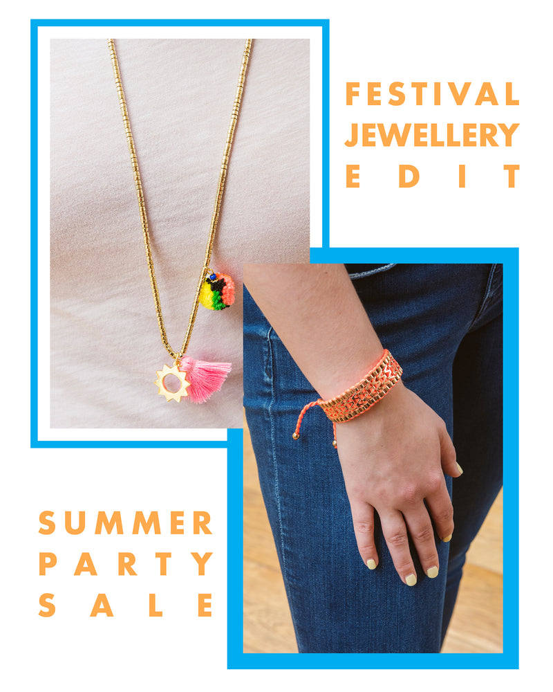 The Summer Party Edit: Festival Jewellery