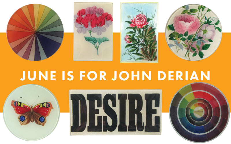 June is for John Derian