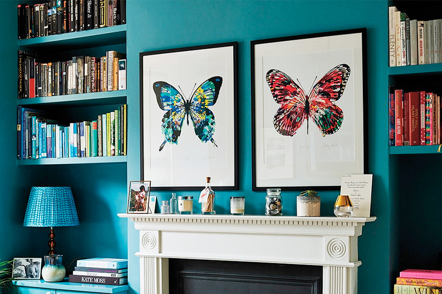 Emily henson Farrow and Ball Paint