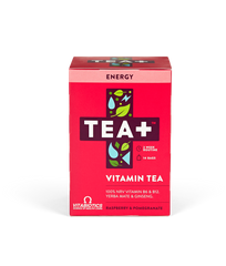 TEA+ Energy - boost energy levels for your workout