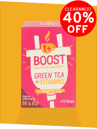 t+ Boost Vitamin Super Tea